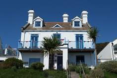 The Old Coastguard Station - Holiday Cottage - Falmouth