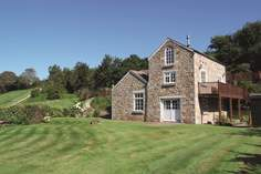 Nanpusker Pump House - Holiday Cottage - 1.7 miles E of Hayle