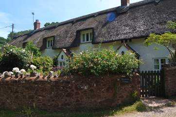 This stunning period cottage has loads of traditional charm as well as being an excellent home-from-home.