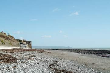 Downderry is a small coastal village close to Looe which is only 20 minutes away.