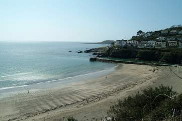Looe is within easy distance, why not buy some fresh fish from the harbour or maybe catch your own?