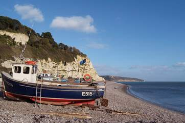 There are a string of historic fishing villages to explore along this wonderful coastline.