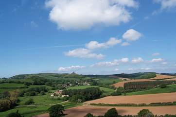 The beautiful Dorset countryside is waiting to be explored.