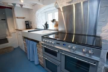 The range cooker.