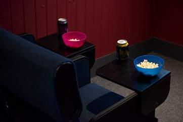A cinema trip wouldn't be complete without popcorn!