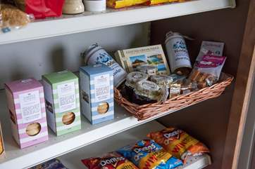 Including Cornish treats!