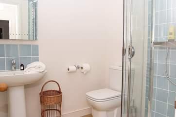 Bedroom 2 has an en suite shower-room.