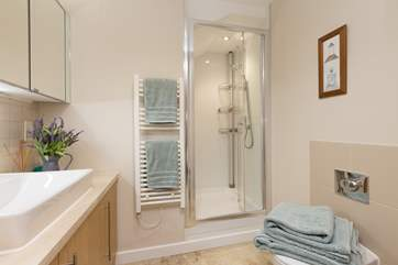 This is the en suite shower-room for the master bedroom.