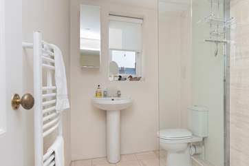 Another view of the en suite shower-room
