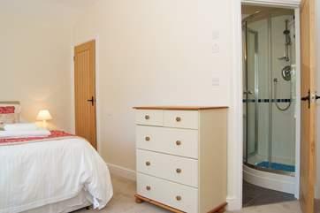 Bedroom 1 is en suite.