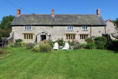 Woodend Farm - Holiday Cottage - 9.3 miles NE of Honiton