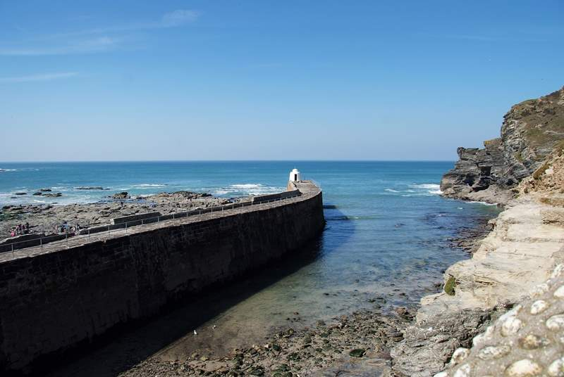 Portreath is a wonderful place to visit and is only a short drive from the cottage.