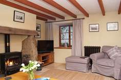 Rubble Cottage - Holiday Cottage - 1.4 miles N of Mousehole