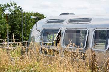 What an iconic Airstream.
