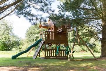 A wonderful children's play-area.