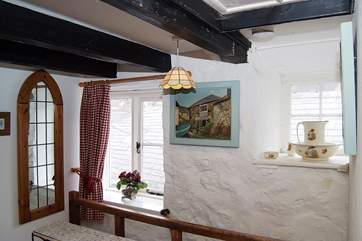 This lovely cottage retains many original features and has been in the Owner's family for many years.