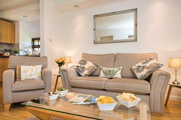 After the end of a busy day exploring all that Cornwall has to offer, come back and relax at Hendre.