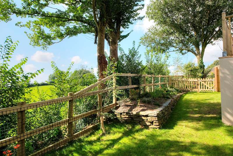 Rame enjoys a delightful rural setting with views over the Cornish countryside.