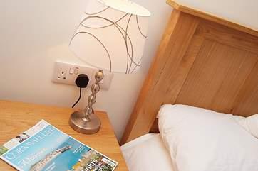Bedroom 2 has twin beds and an en suite shower-room.