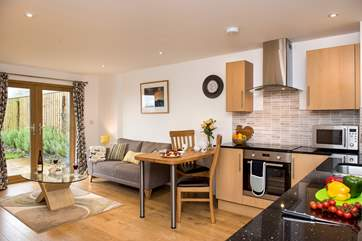 Whitsand is beautifully presented throughout.
