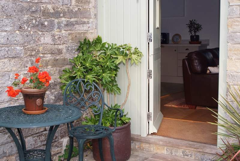 Fig Tree Barn is the friendliest of boltholes to return to at the end of a day out exploring,