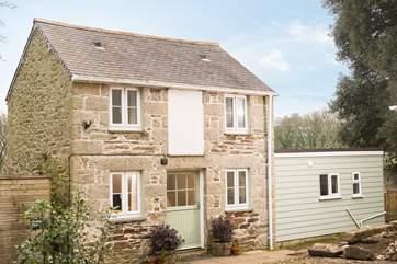 Newham House Cottage.