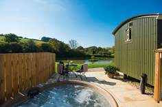 Shepherd's Joy - Holiday Cottage - 8.4 miles SW of Tiverton