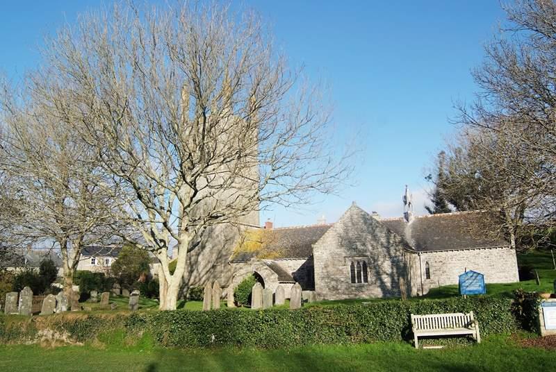 Germoe Parish Church.