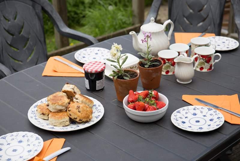 Kingcombe Tea Room