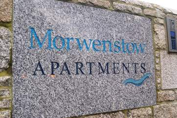 Morwenstow welcomes you.