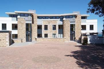 This attractive building sits in one of the most sought-after spots in St Ives.