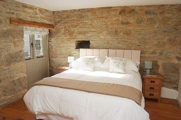 Bedroom 2 is a gorgeous 'zip and link' room. There is also an en suite bathroom.