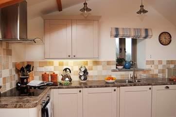 A lovely kitchen.