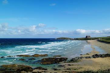 Fistral Beach at Newquay.