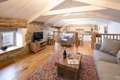 The Old Dairy - Holiday Cottage - 1.3 miles NE of Altarnun