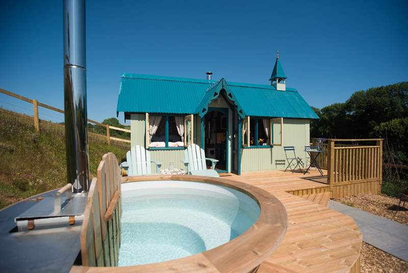 Brownscombe Tabernacle, the ultimate romantic retreat!