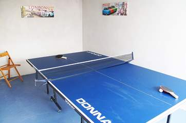 The games-room.