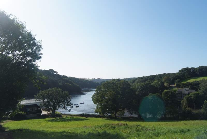 Port Navas is another beautiful spot right on the doorstep, whilst there you can pop into the Yacht Club for a visit.