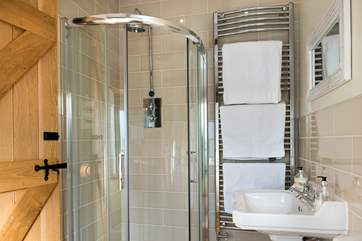 The en suite will not disappoint.
