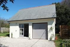 The Studio - Holiday Cottage - 4.1 miles N of Looe