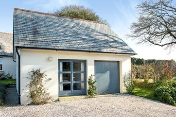Welcome to The Studio - this charming holiday cottage is bigger than it looks with accommodation on both the ground and first floors