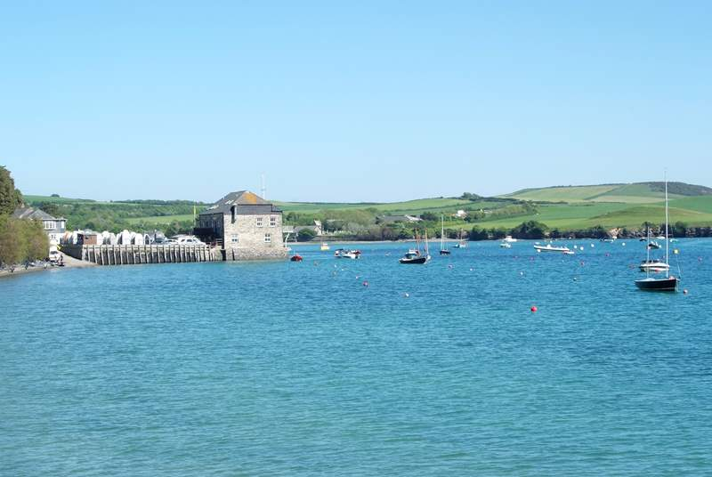 Take to the water at Rock with sailing, windsurfing and water skiing on offer.