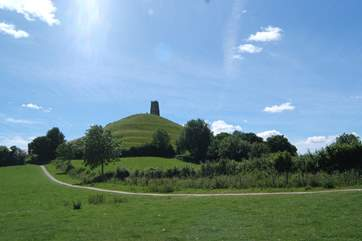 A visit to colourful and quirky Glastonbury is a must. The vibrant town has the iconic tor as its highlight.