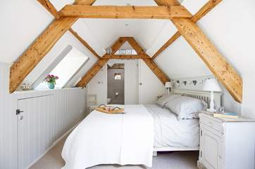 Bedroom 3 on the top floor.