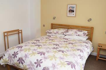 The second double bedroom also has a lovely en suite shower-room.