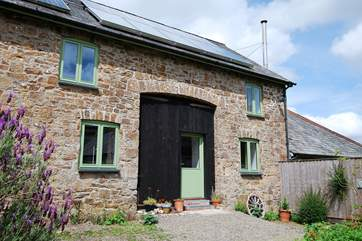Medley's Cottage is a very attractive, modern barn conversion.