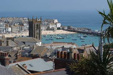 St Ives, well worth a visit.
