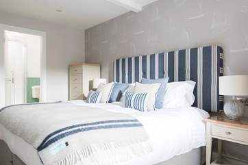 Gorgeous comfy beds with quality mattress and linens, what more do you need for a good nights sleep?