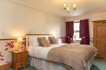 Delightful Bedroom 1.