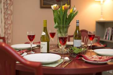 Holiday feasts for family or friends !